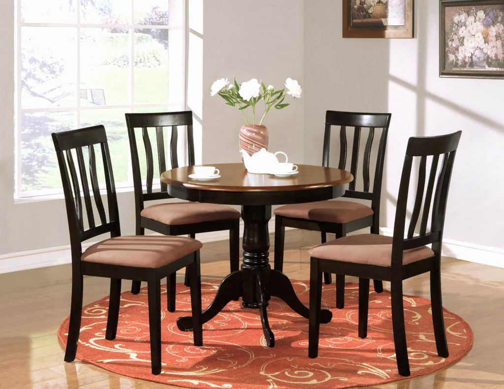 Furniture:Alluring Small Kitchen Tables And Benches Also ...