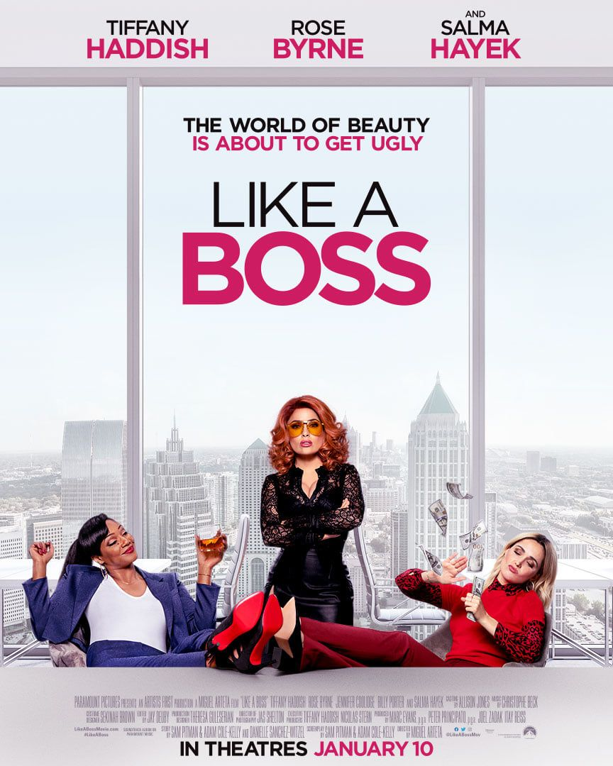 Like A Boss Advance Screening In Miami See It First Free Movies Online Full Movies Online Free Streaming Movies