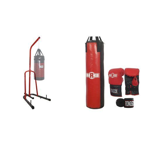 Ringside Boxing Heavy Punching Bag Kit And