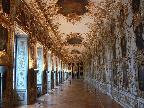 "#Munich, the ""Residenz"" , which housed the Bavarian rulers"