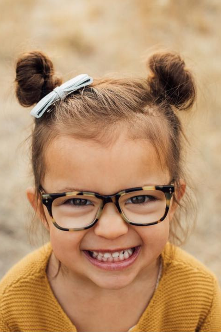 530d70ec1e95 The cutest little girl's prescription glasses for your toddler and  elementary school aged child! You won't regret checking out these stylish,  ...