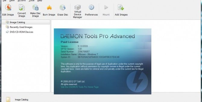 Daemon Tools Pro Advanced V5 2 0 0348 Free Download Internet Security Teaching Writing