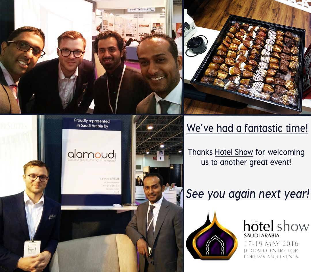 A fab time @HotelShowKSA Thanks for having us & inviting so many great people #HotelProjects bit.ly/DGProjects