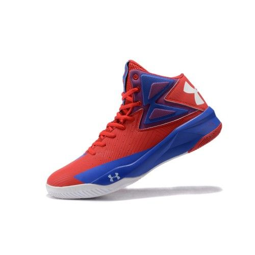 under armour shoes red. under armour rocket buy ua basketball shoes red blue - outlet w