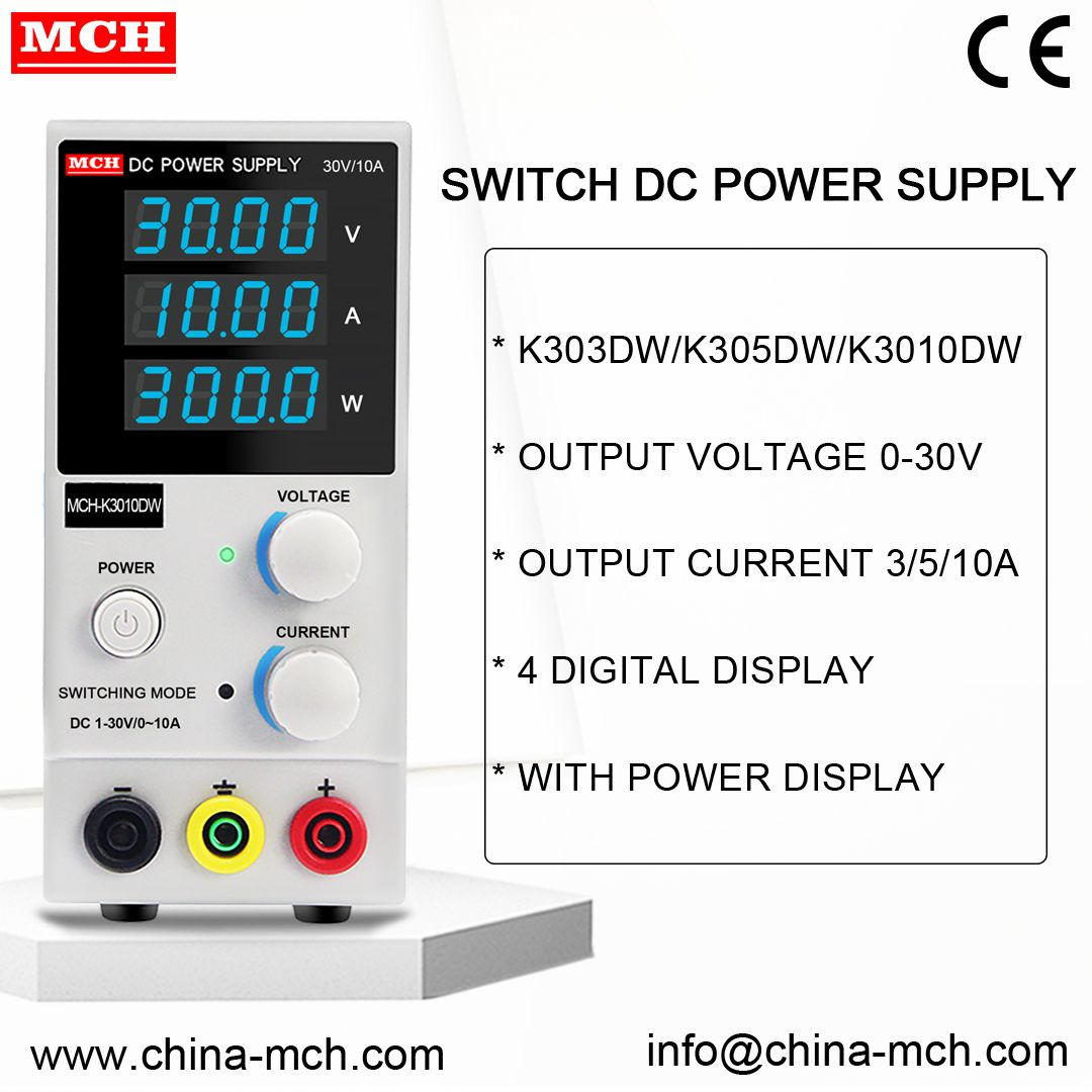 New Power Supply Released Power Supply Power Display