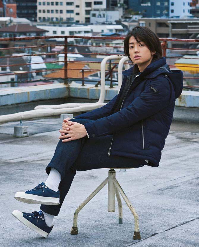 今日から俺は で活躍中の伊藤健太郎が着こなす 旬のアウター4選 俳優 健太郎 伊藤 メンズファッション