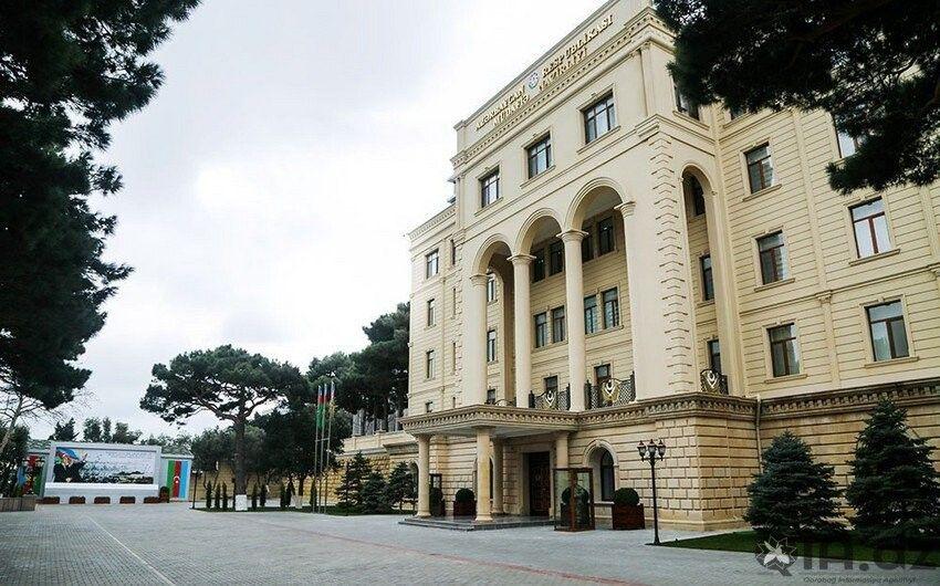 Mudafiə Nazirliyi Tərxis Olunan Səxslərə Muraciət Edib In 2021 House Styles Mansions Building