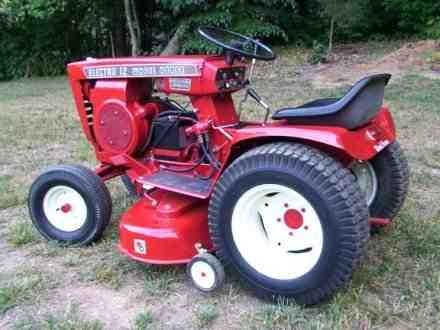 Garden Tractor With Images Small Garden Tractor
