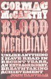 Book Drum (a wonderful resource) pages on Blood Meridian by Cormac McCarthy
