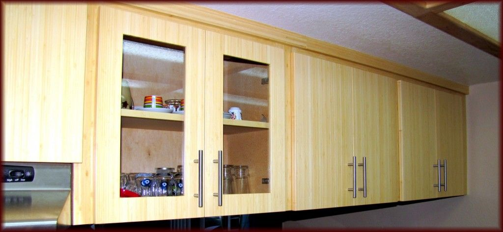 Bamboo Kitchen Cabinet Refacing In Huntington Beach Ca Kitchen Cabinet Doors Refacing Kitchen Cabinets Bamboo Kitchen Cabinets