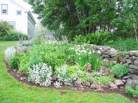 Garden Perennial Flower Bed Design - Make sure to visit