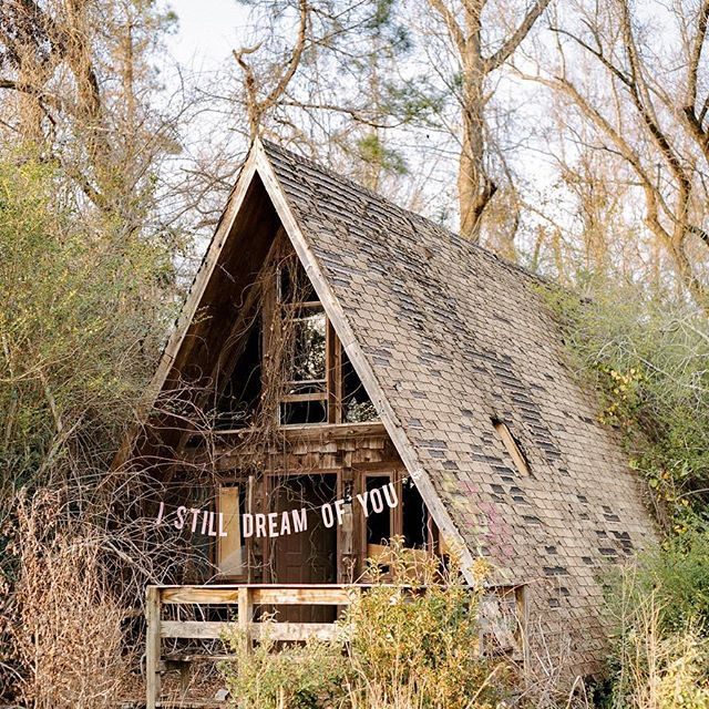 Abandoned, Dreaming Of You, Cabins In The