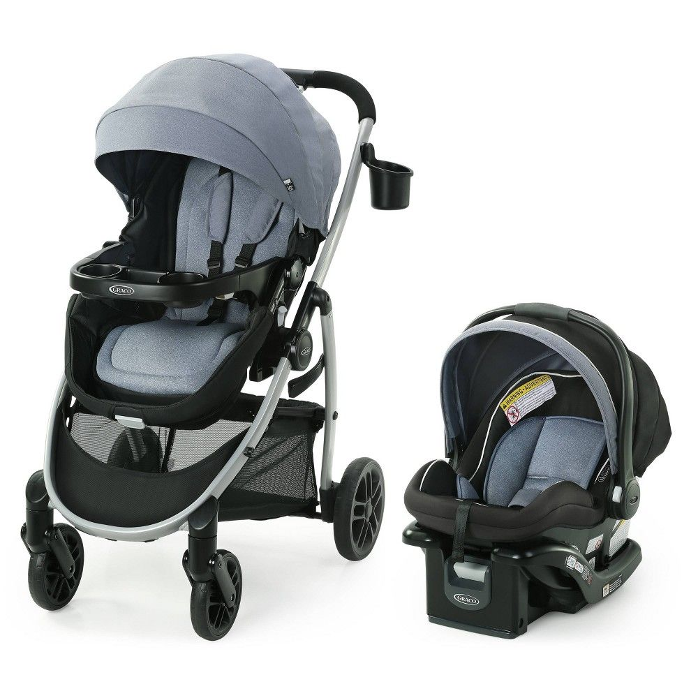 Graco Modes Pramette Travel System Ontario in 2020