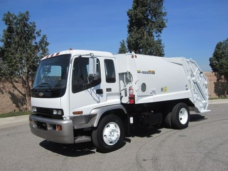 Pin On Rear Loader Garbage Trucks For Sale