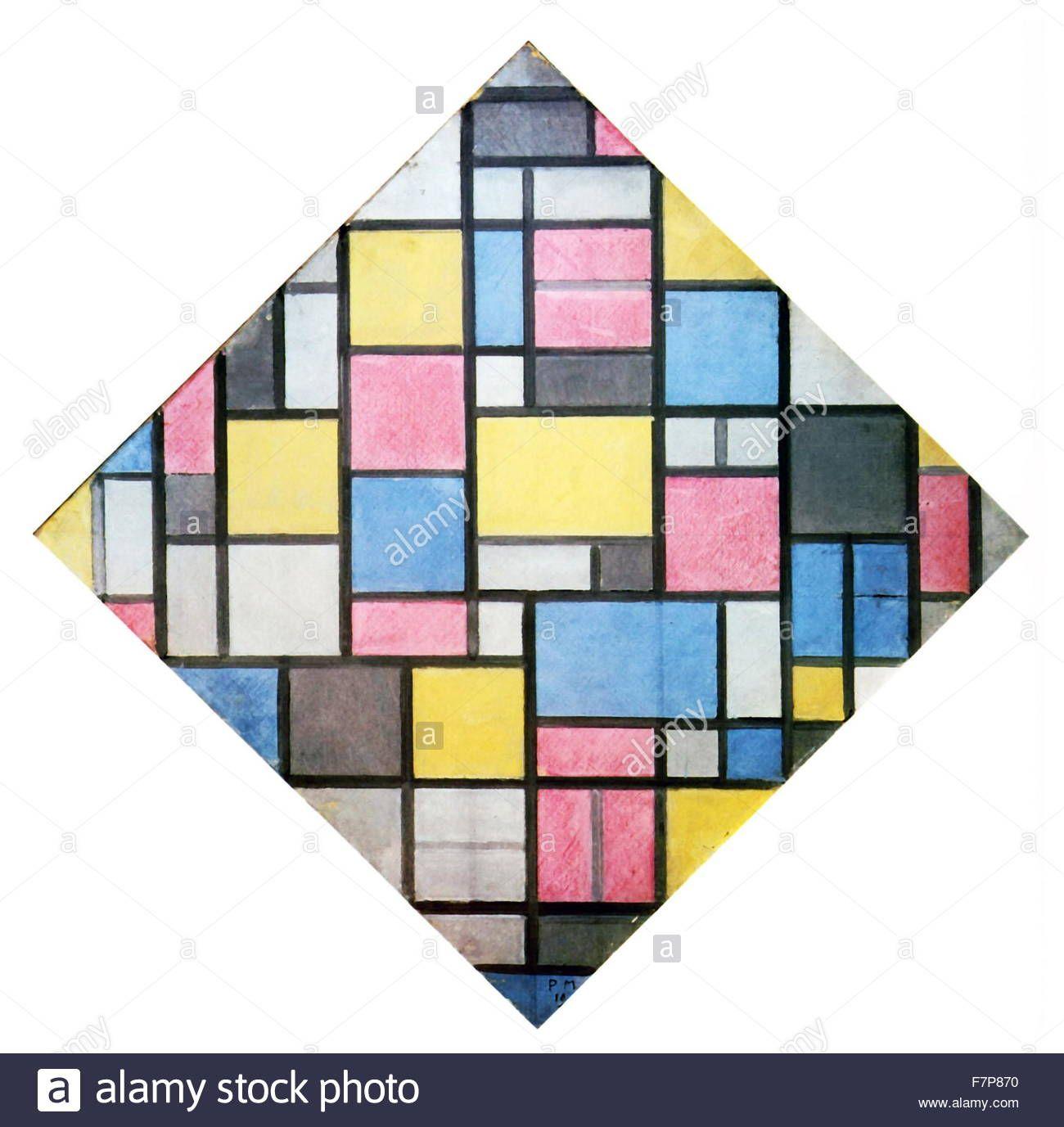 Related image Piet mondrian, Mondrian, Mondrian art
