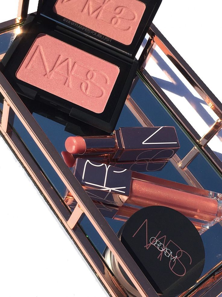 NARS Orgasm Collection 2018 Review & Swatches
