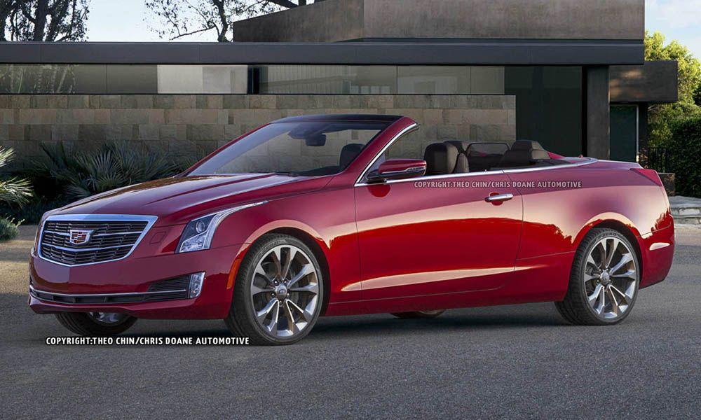 2017 Cadillac Ats Convertible Concept