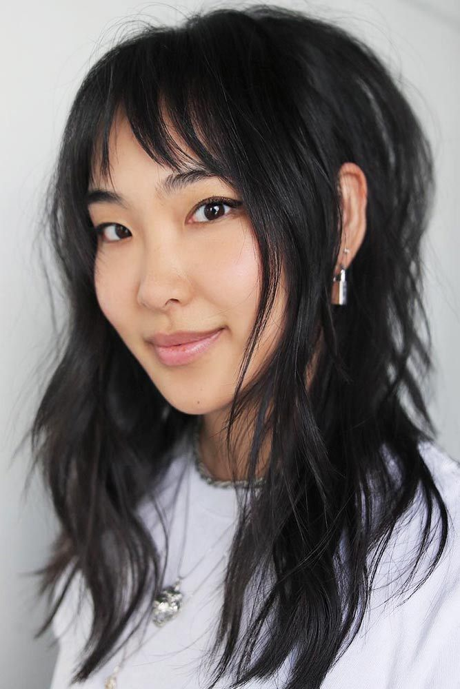 45 Wispy Bangs Ideas To Try For A Fresh Take On Yo