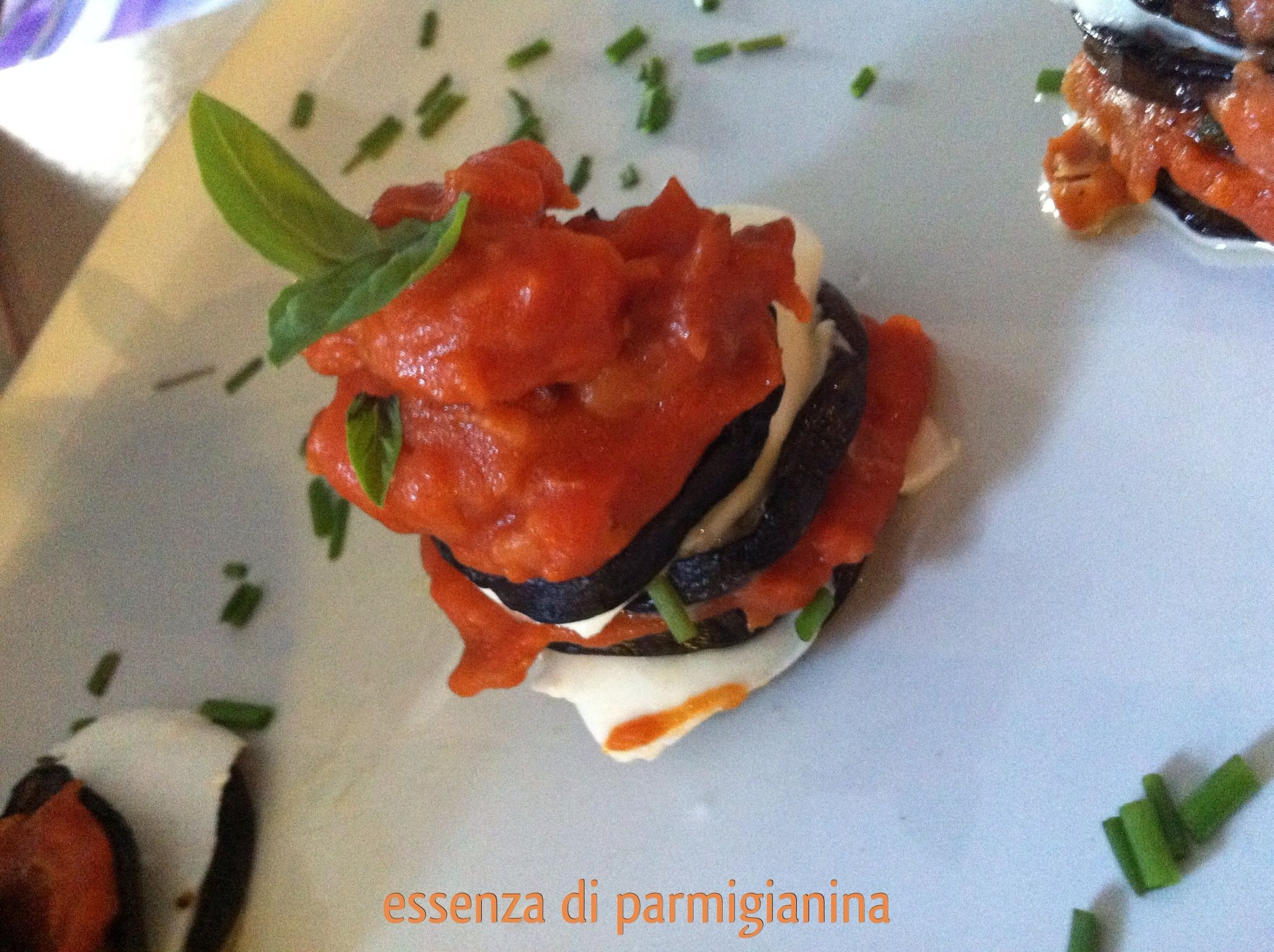 Mini Parmiggiana