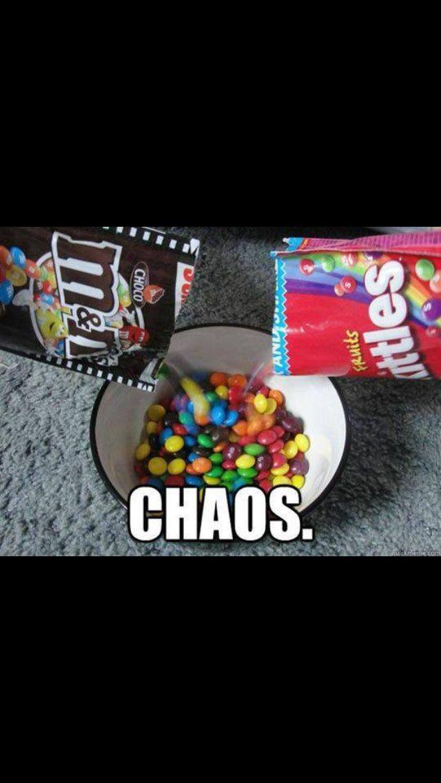 Chaos!