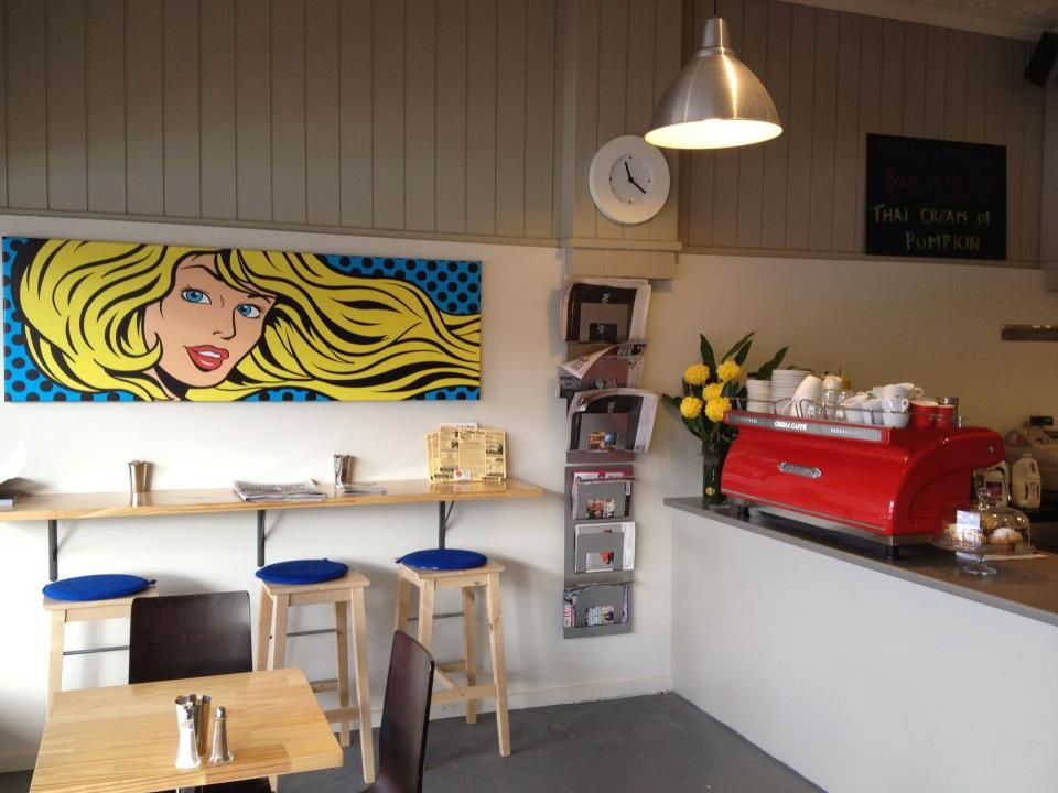 Charm'n Kanteen in Cheltenham have joined Stamp Me with a Buy 6 Get