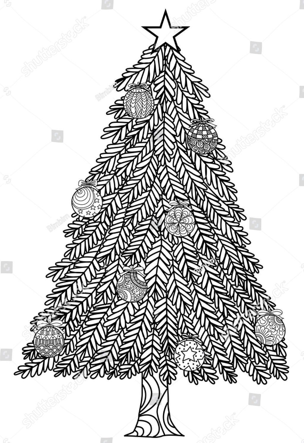 Pin By Hana T On Vv Zima Vanoce Silvestr Andele Christmas Tree Coloring Page Christmas Tree Pictures Tree Coloring Page