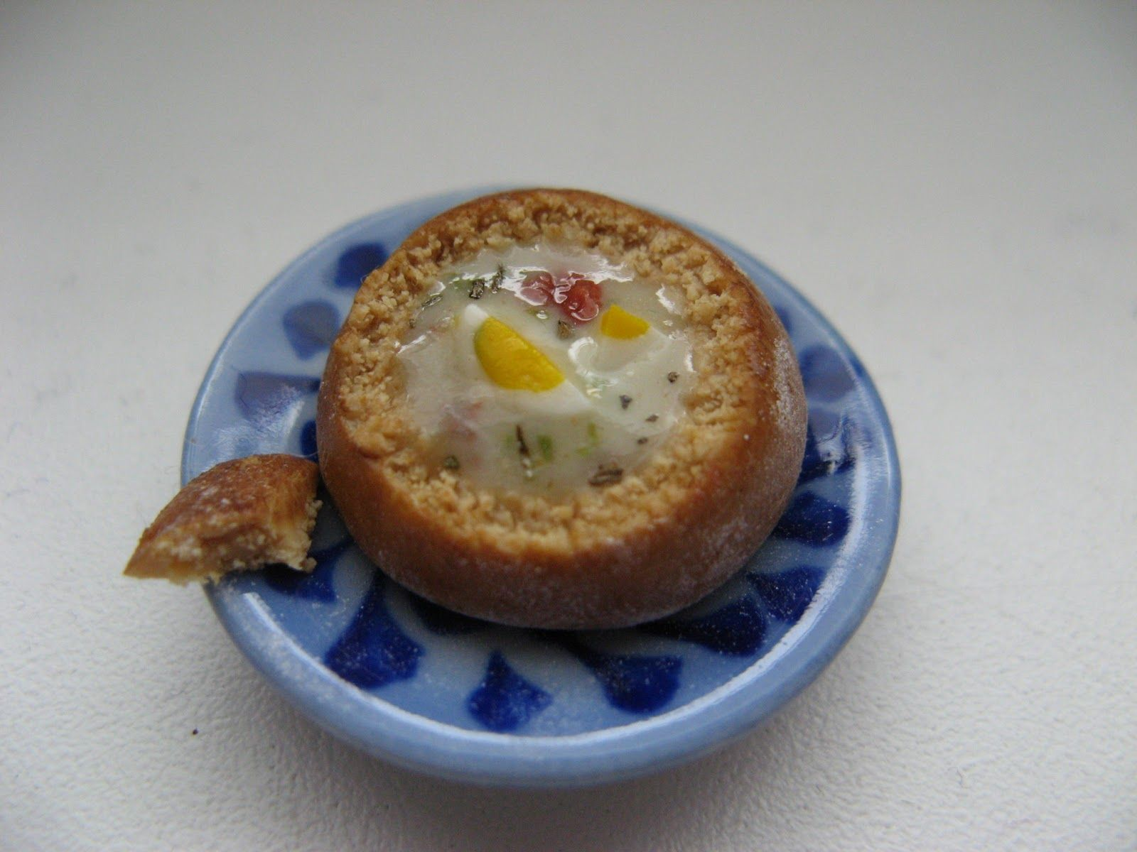 Bread bowl by http://domekpodkloszem.blogspot.com/