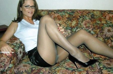 Forget the pantyhose