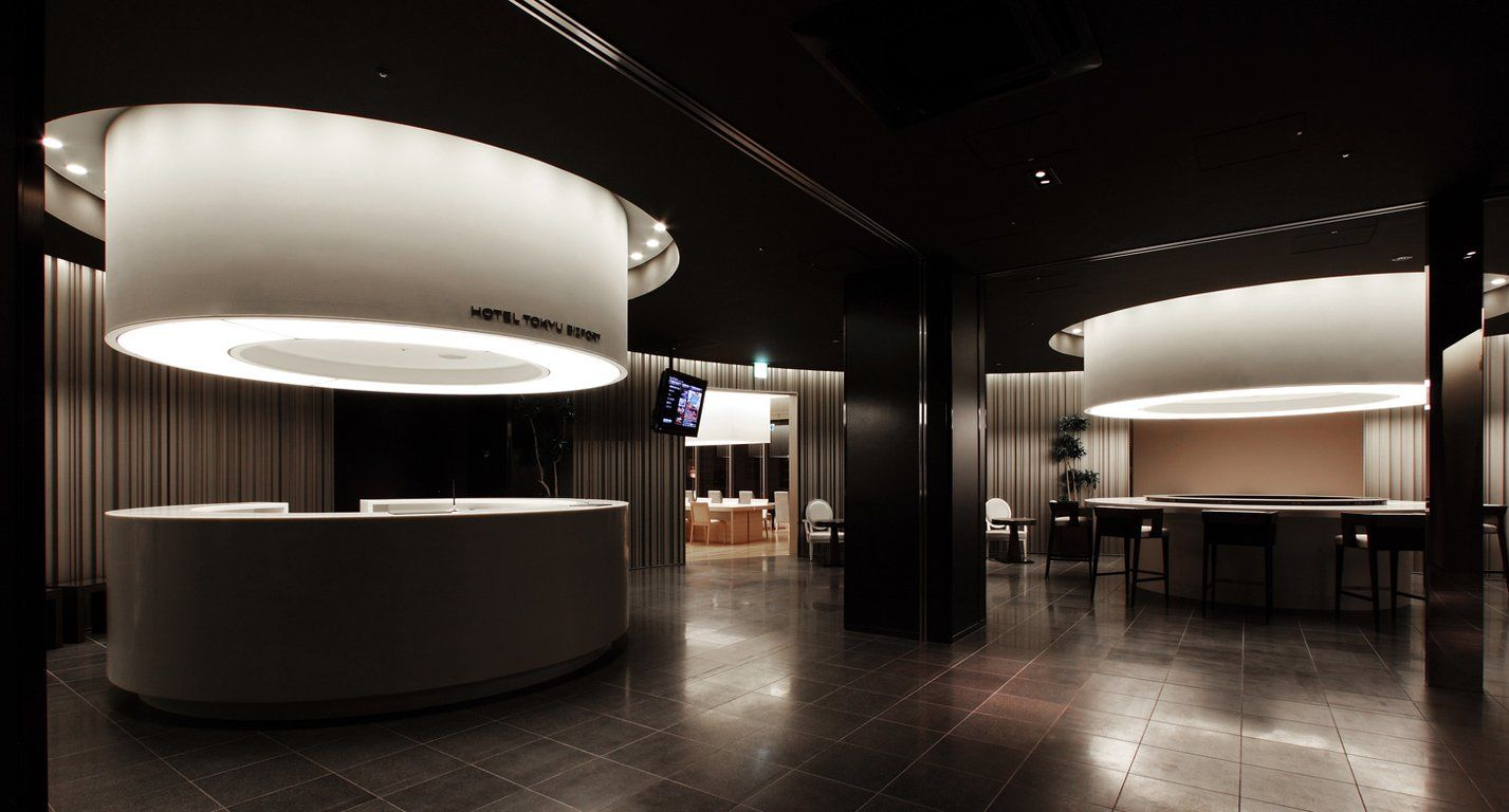 Hotel Tokyo Lobby