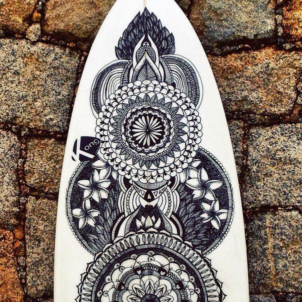 surfboard mandala goals surboard design ideas for the. Black Bedroom Furniture Sets. Home Design Ideas