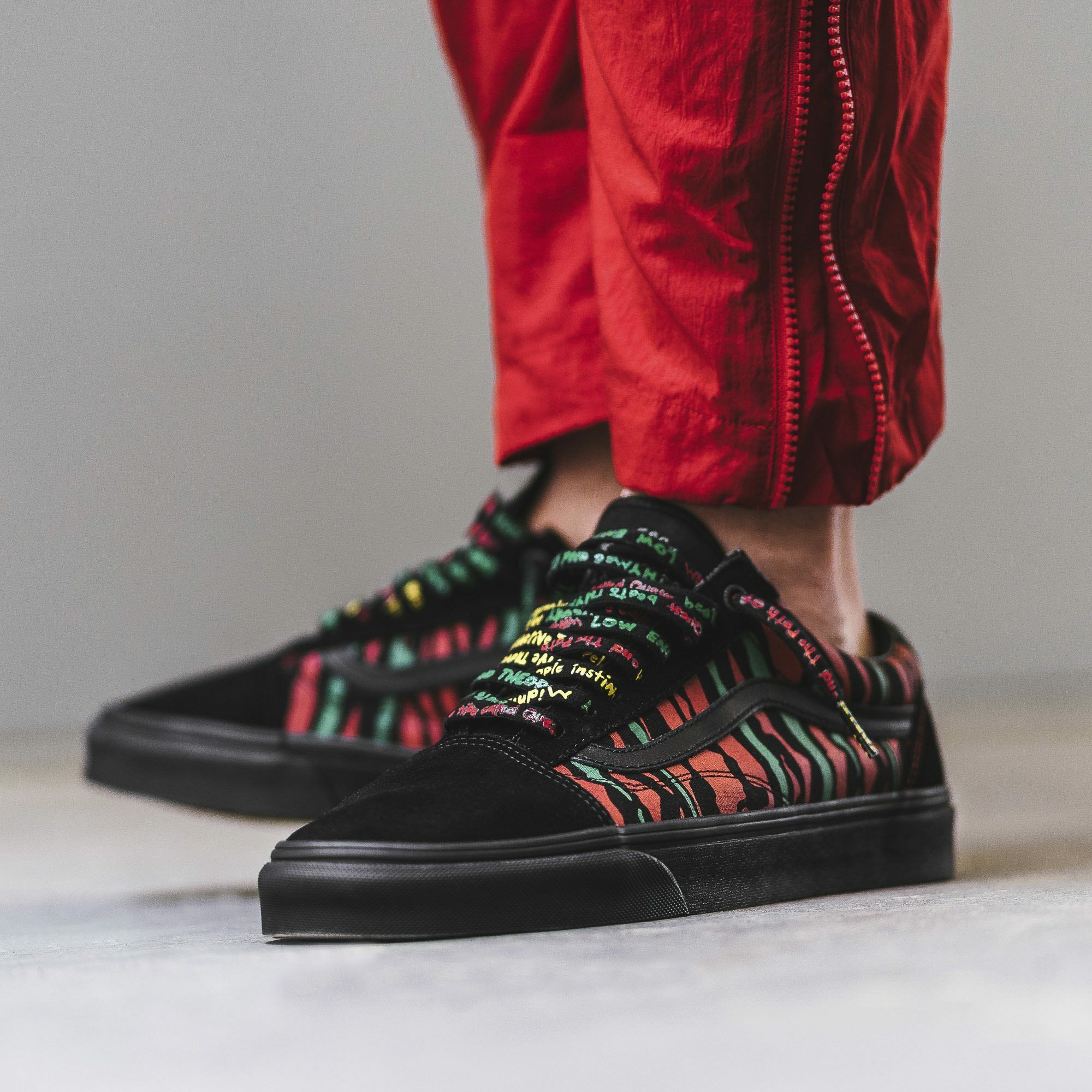 A Tribe Called Quest x Vans  4c611d58c