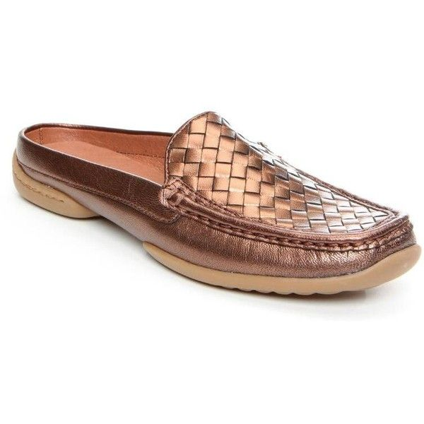 Donald J Pliner Metallic Woven Loafers outlet 100% guaranteed footlocker pictures sale online cheap sale comfortable lkc8xAq9E