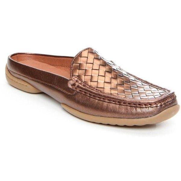 Donald J Pliner Metallic Woven Loafers outlet 100% guaranteed footlocker pictures sale online cheap sale comfortable lkc8xAq9E