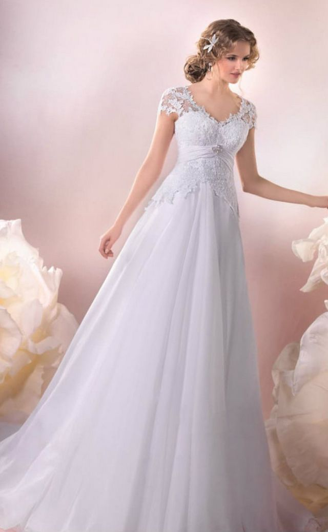 wedding gowns for pregnant brides | Wedding dresses and ...