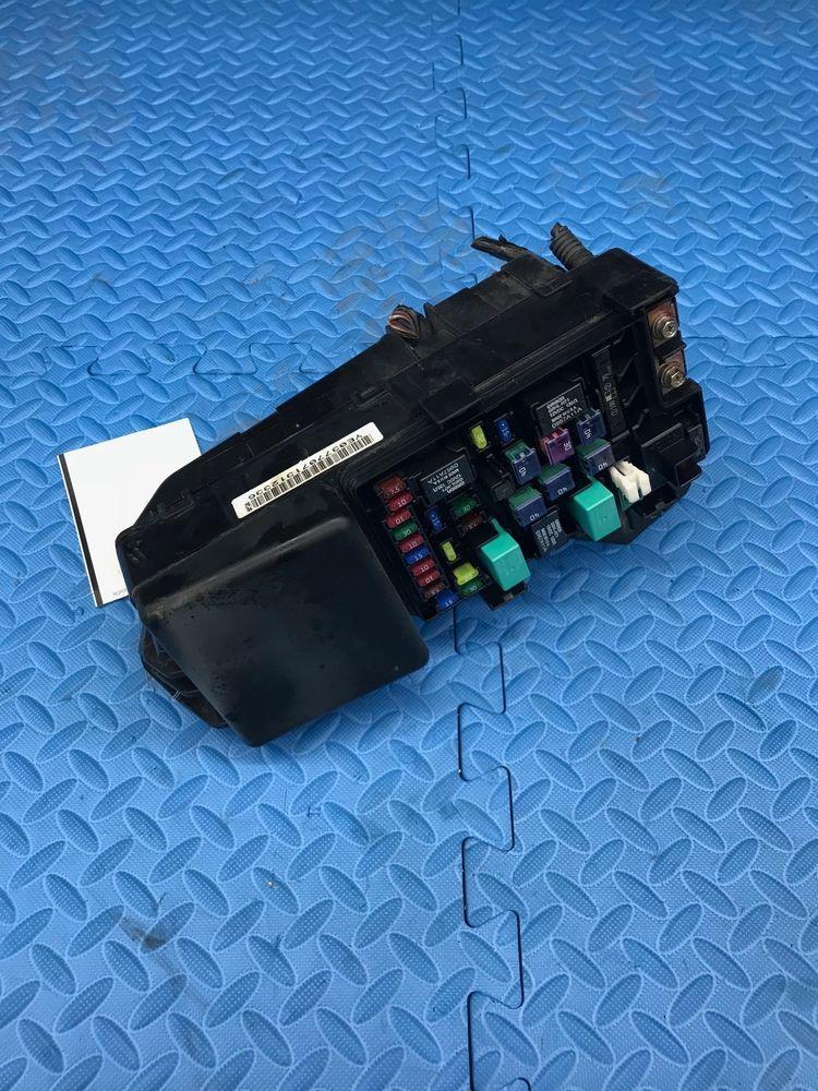 Genuine Honda Accord Part Main Wire Wiring Junction Fuse Block Relay ...