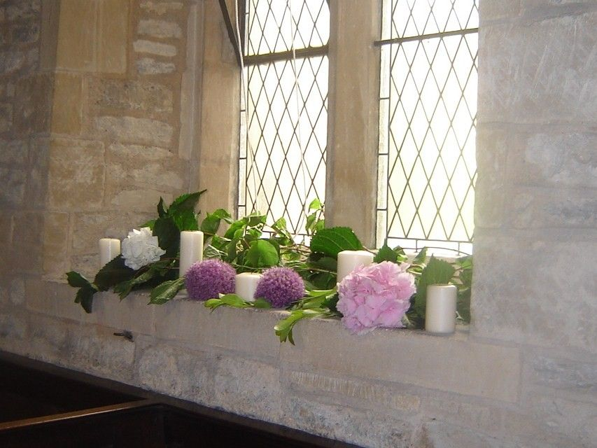 wedding window decorations church window flowers favorite places amp spaces 1219