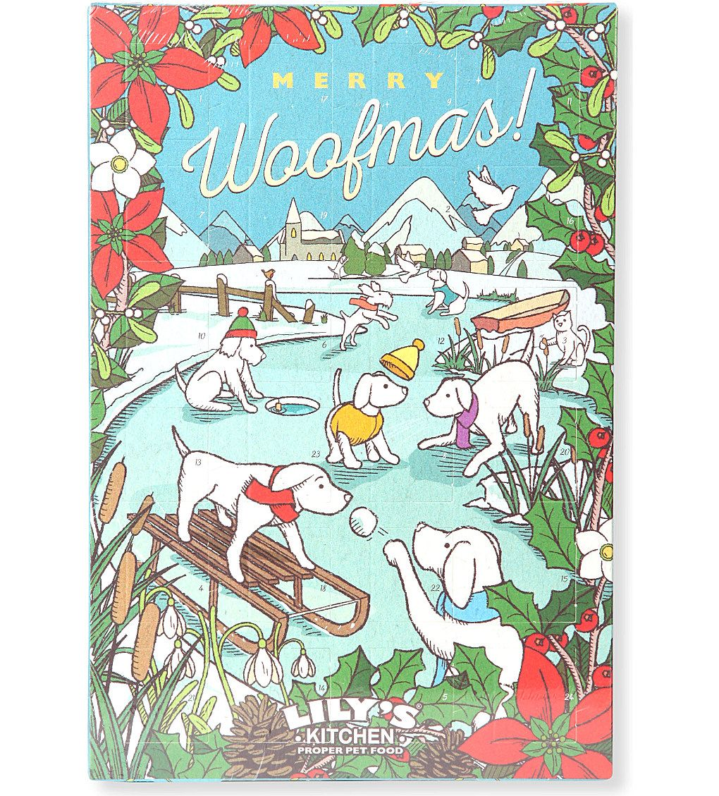 LILY\'S KITCHEN - Advent calendar | Selfridges.com | M E L A N I E ...