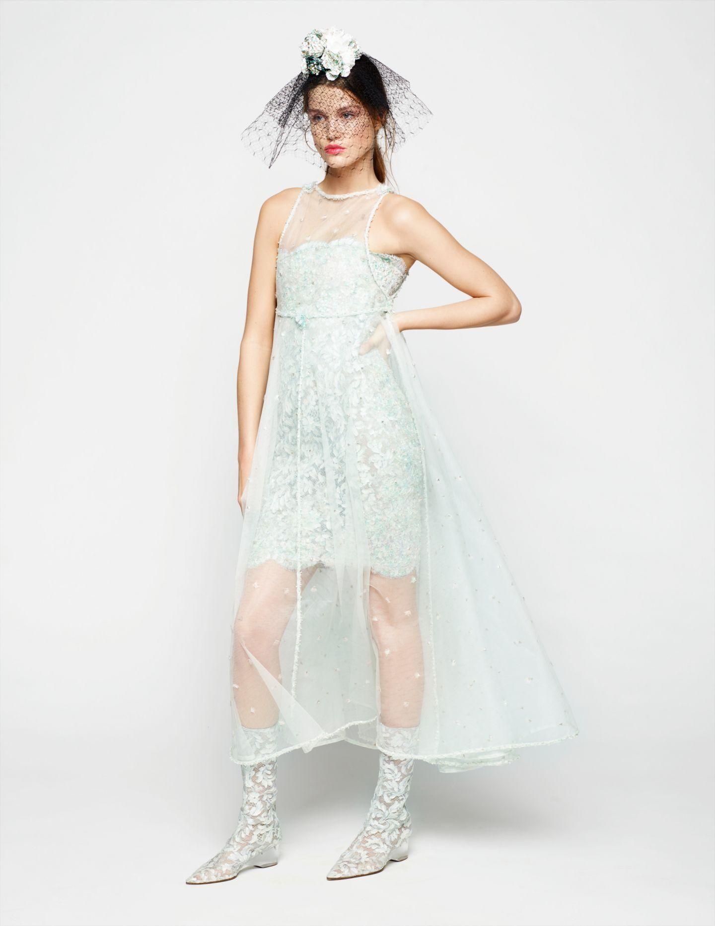 Springsummer haute couture chanel chanel pinterest