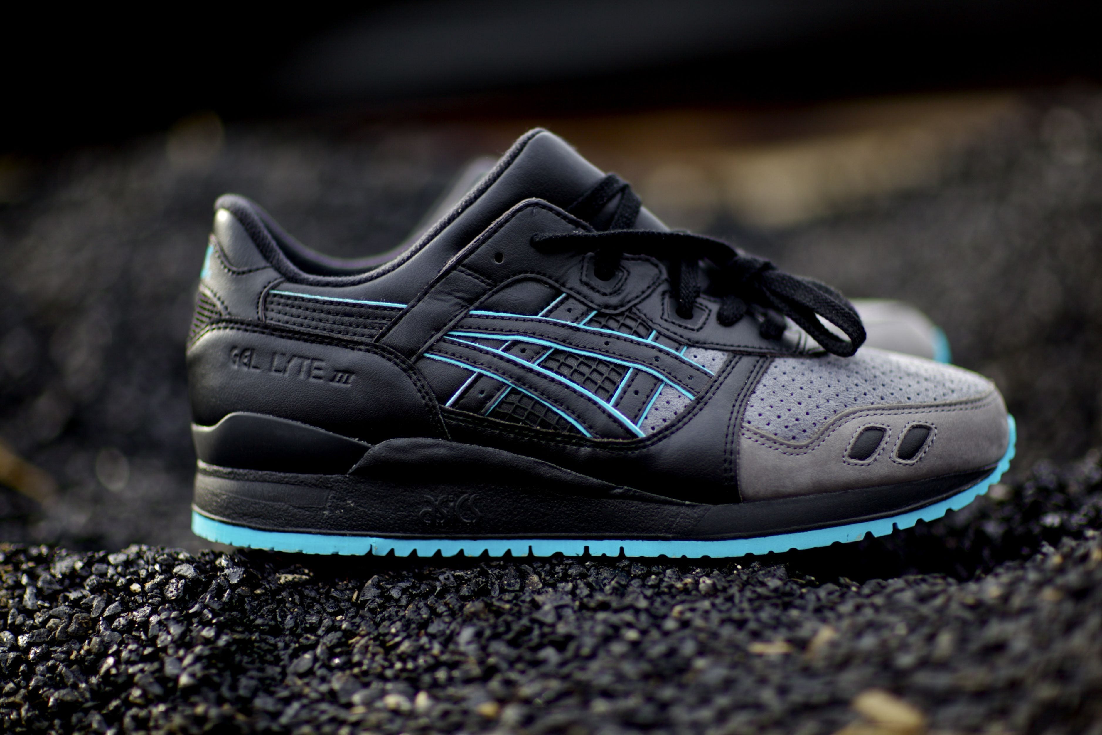 how to clean asics gel lyte 3 ronnie