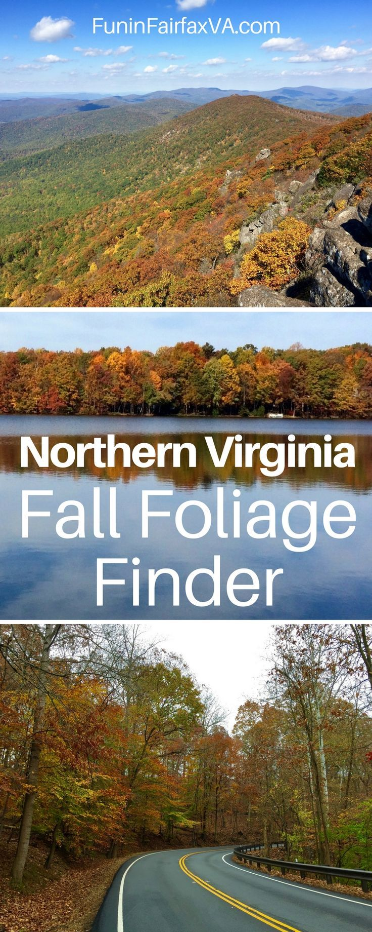 Find The Best Places To See Northern Virginia Fall Foliage For Locals And Visitors Seeking Beautiful Autumn Colors Fun Outings Near Washington Dc