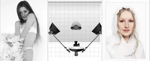 световые схемы для портретной съемки: 15 тыс изображений ...