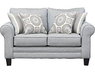 Best Mist Loveseat Large Love Seat Furniture Mattress 400 x 300