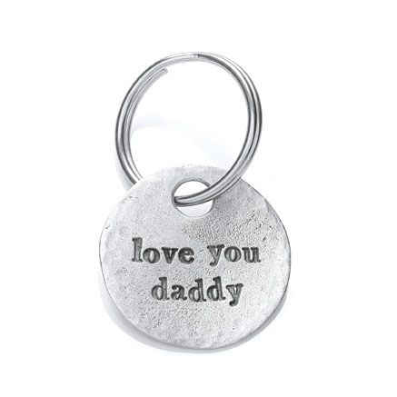 Kutuu has a range of pewter gifts and accessories. The 'love you daddy' keyring is its best-seller. www.kutuuwholesale.co.uk