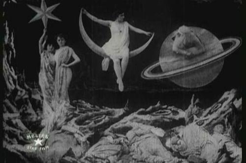 """""""Le Voyage dans la Lune"""" 1902. Georges Méliès"""