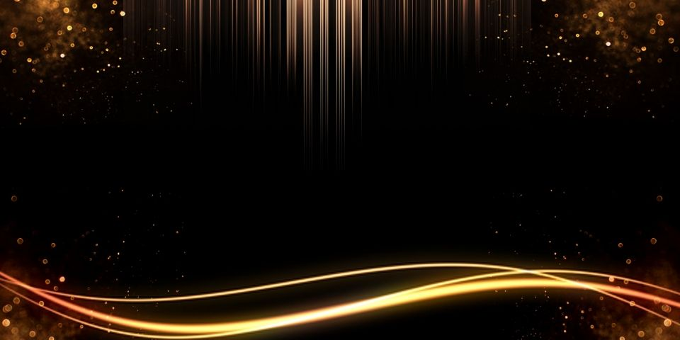 Domineering Black Gold New Year Party Background Material Free Background Photos Party Background Background Images