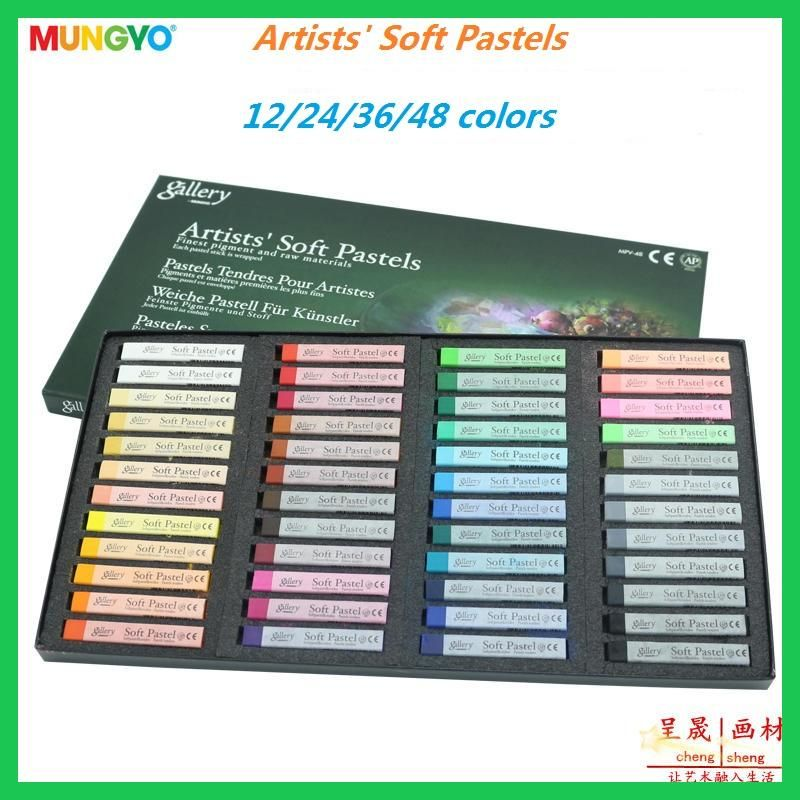 painting crayons new soft pastel 24 32 48 12 colors set art drawing