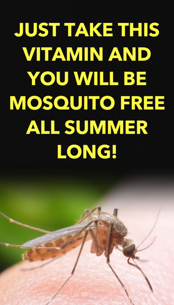 You Surely Often Use Mosquito Repellents And They Seem To Prevent The Itchy Bites From These Insects Apparently Natural Health Remedies Health Natural Cures