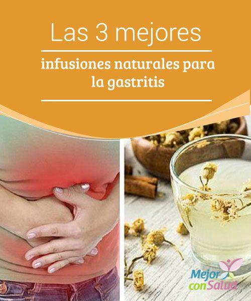 Las 3 Mejores Infusiones Naturales Para La Gastritis La Gastritis Puede Tener Diversas Caus Gastric Problem Home Remedies Natural Medicine Remedies For Nausea