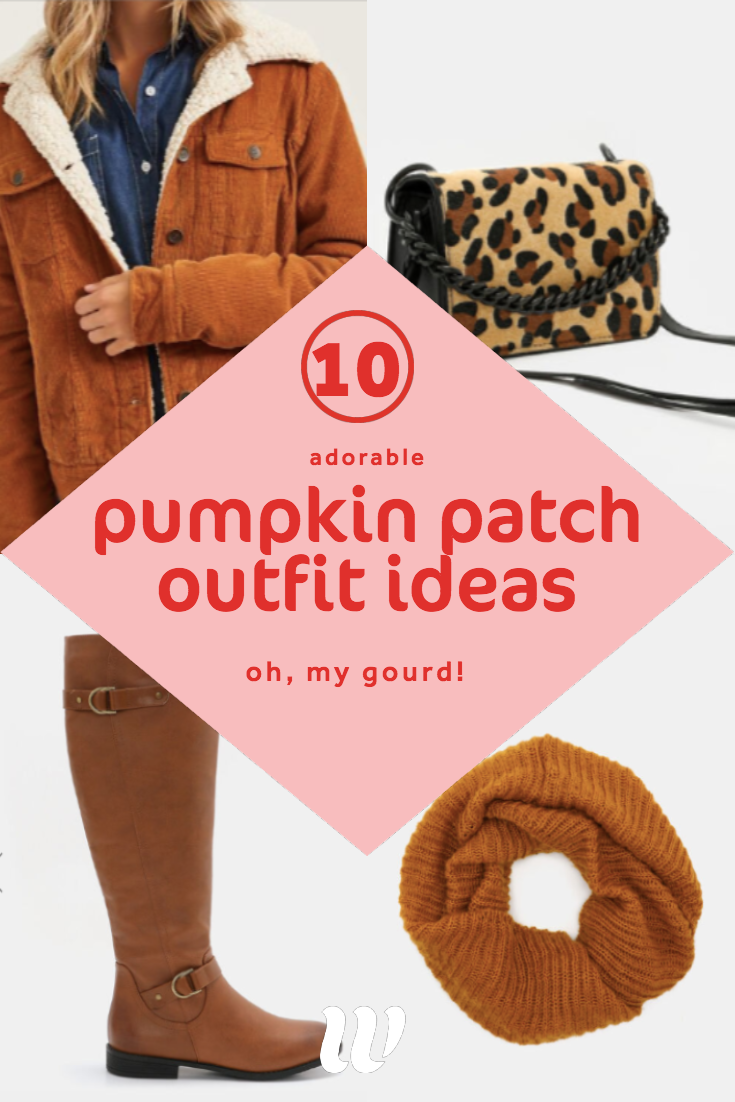OH, MY GOURD, These Are The Cutest Pumpkin Patch Outfit Ideas EVER #pumpkinpatchoutfit