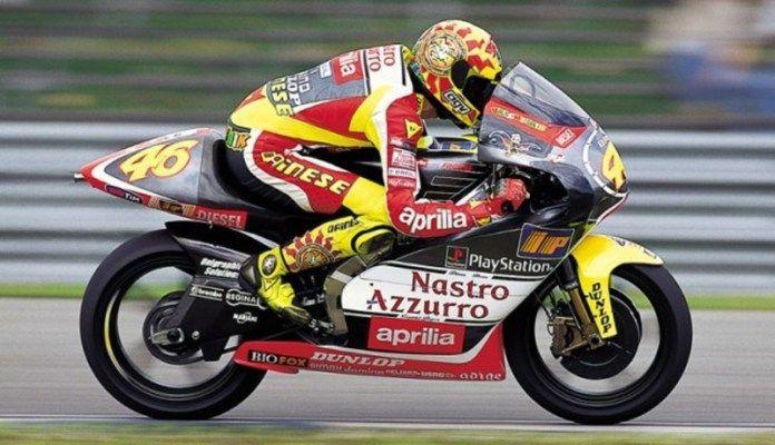 1999 : APRILIA RS 250 : Valentino Rossi   Valentino rossi ...
